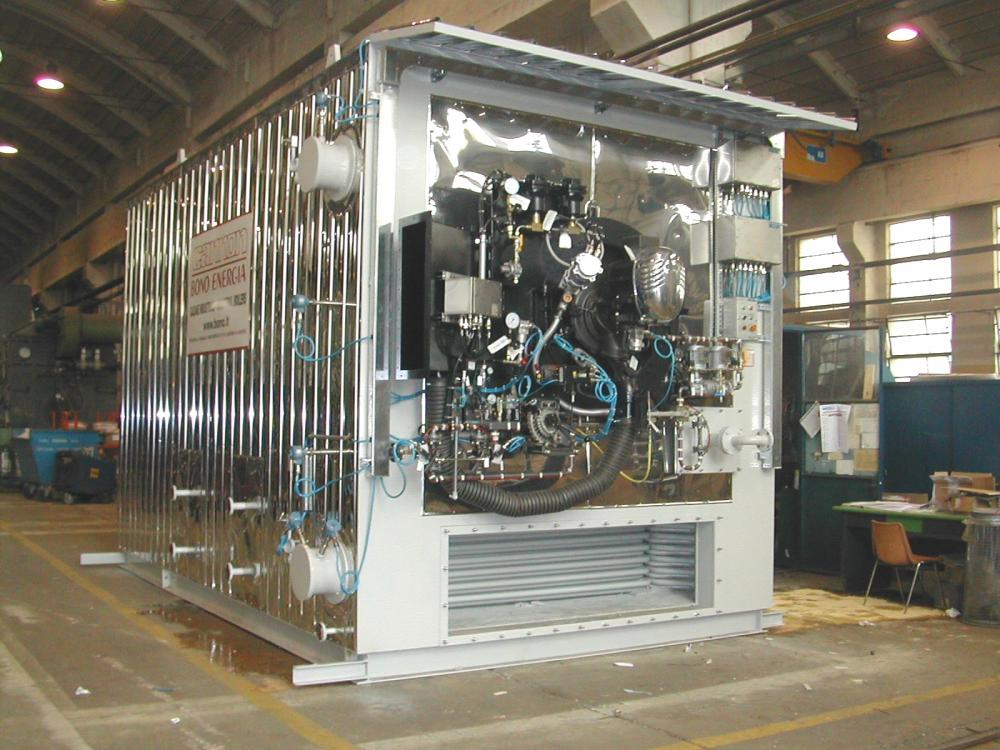 Thermal oil Boiler